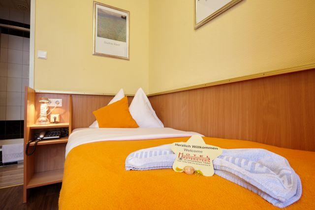 0589-12 Hotel Praterstern Einzelzimmer