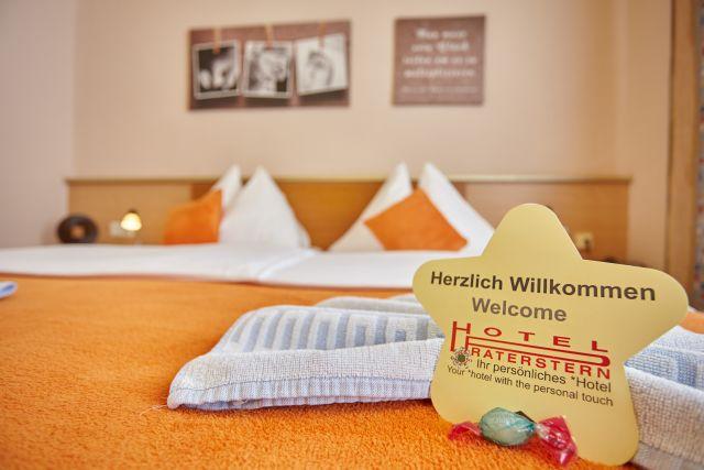0589-14 Hotel Praterstern Doppelzimmer 2