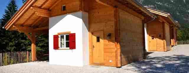 0591-04 Camping Resort Zugspitze Berghütten