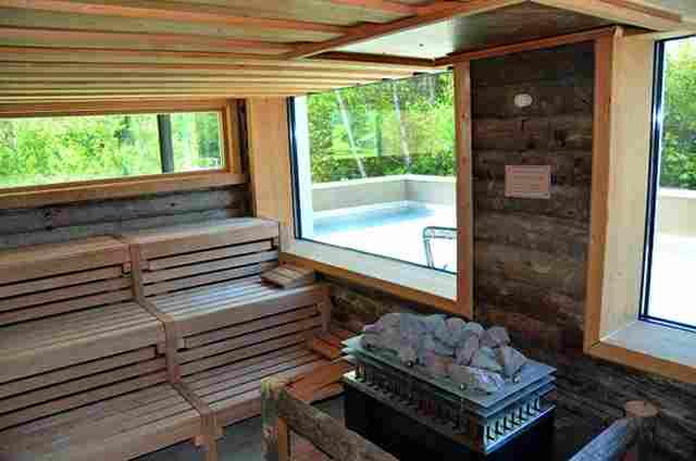 0591-09 Camping Resort Zugspitze Sauna 2