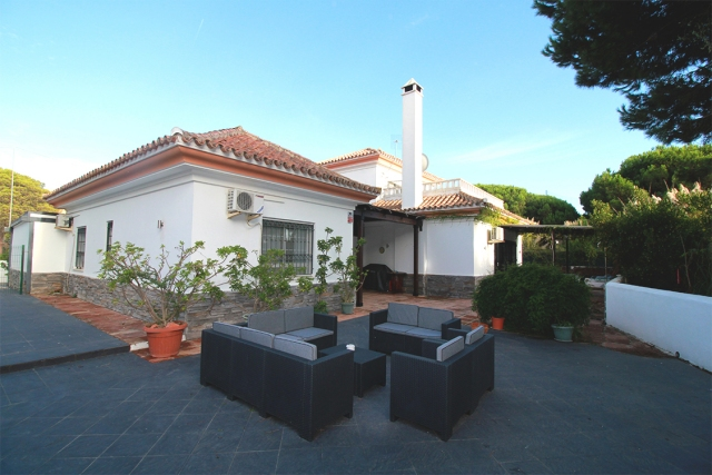 0601-03 Golf Villa Andalusien Chillarea