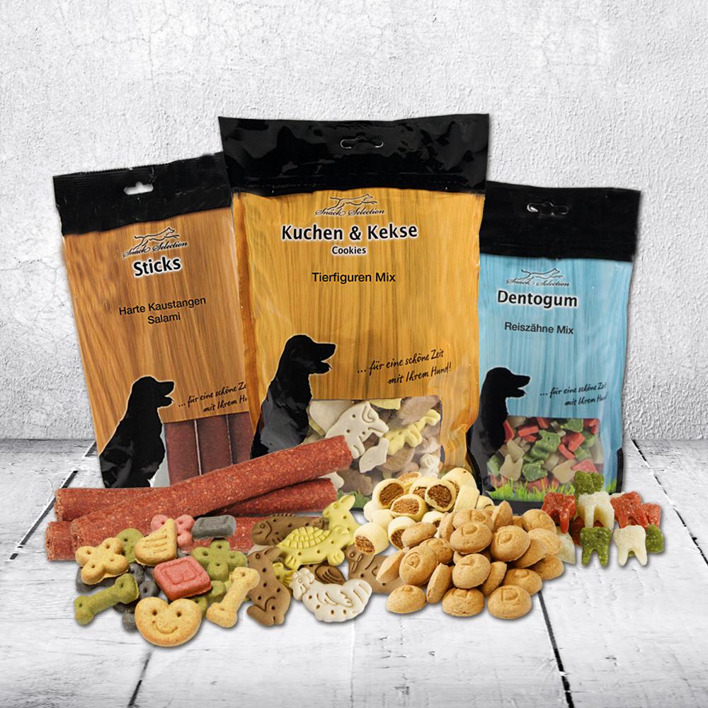 Schecker Snack Testpaket 057761