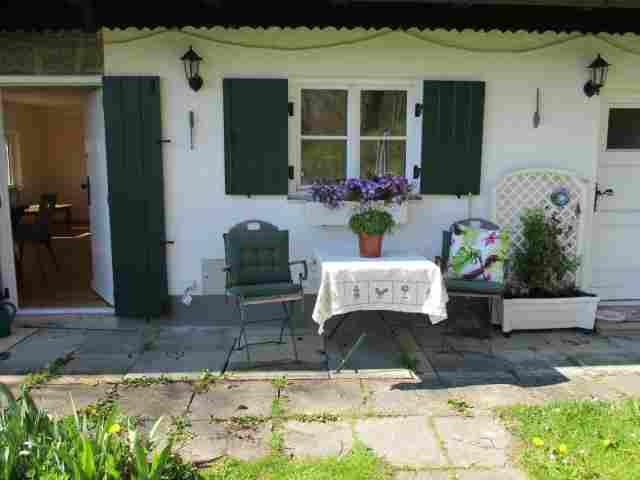 0602-06 Ferienhaus Zamperl Terrasse