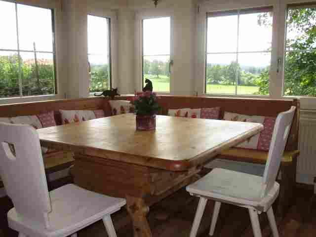 0602-09 Ferienhaus Zamperl Essecke
