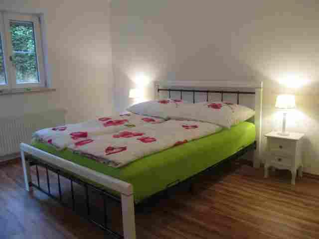 0602-10 Ferienhaus Zamperl Schlafzimmer 1