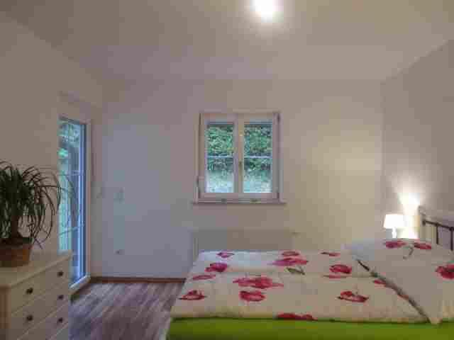 0602-11 Ferienhaus Zamperl Schlafzimmer 2