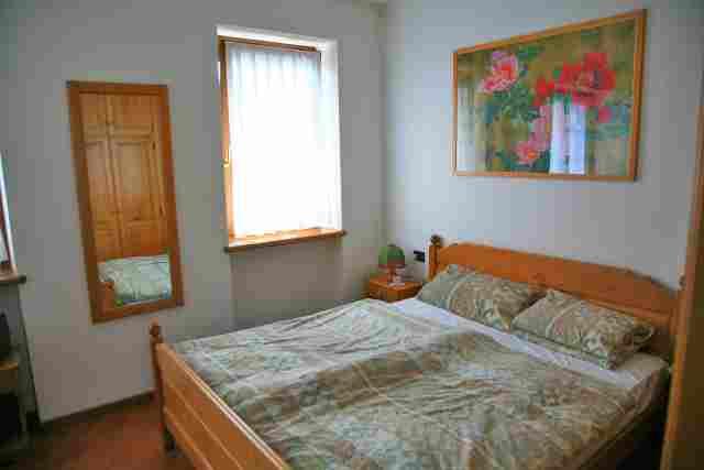 0605-07 Ferienwohnung Vela Schlafzimmer