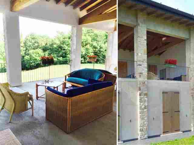 0607-09 Ferienhaus Castagneto Heuboden