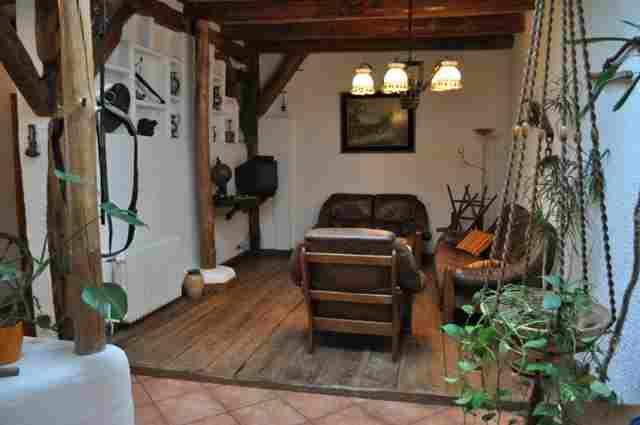 0610-06 Brokeloher Moorhof Wohnung 2 Wohnzimmer