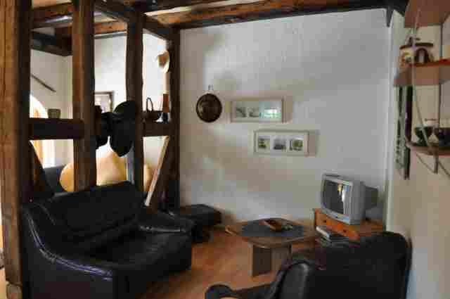 0610-09 Brokeloher Moorhof Wohnung 3 Wohnzimmer
