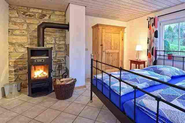 0612-10 Ferienhaus Enzkloesterle Schlafen 3