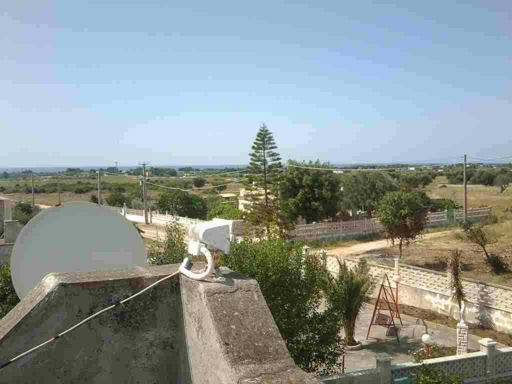 0617-04 Ferienhaus Casa Scalella Ausblick von der Dachterrasse