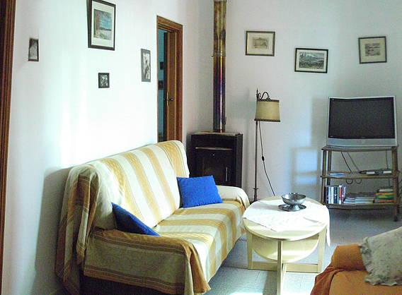 0617-08 Ferienhaus Casa Scalella Wohnbereich