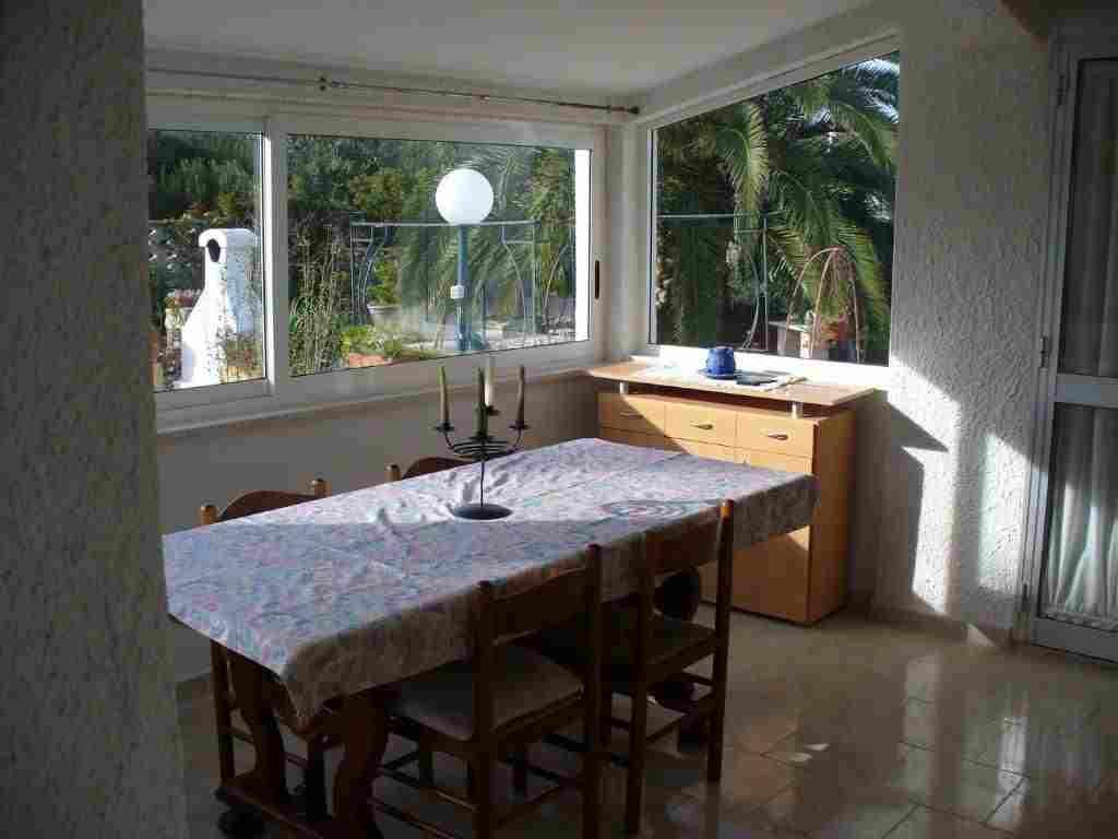 0617-09 Ferienhaus Casa Scalella Esszimmer
