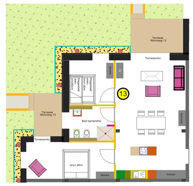 ferienwohnungen im gutshaus neuendorf auf usedom. Black Bedroom Furniture Sets. Home Design Ideas