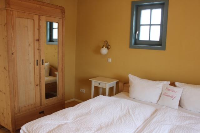 FeWo 15 Schlafzimmer