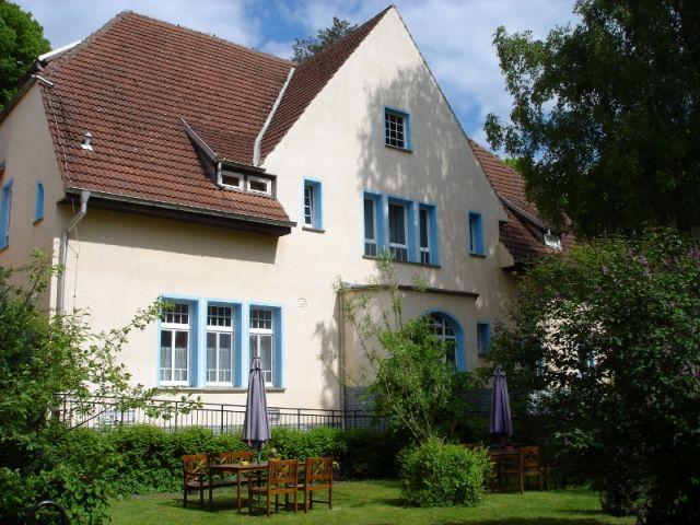 Ferienwohnungen am Rosengarten und Pension in Ueckermünde
