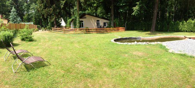 0623-13 Ferienanlage Rabenstein Garten
