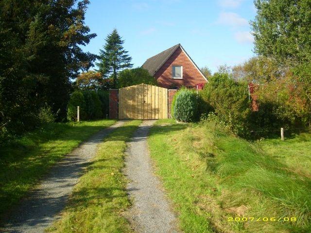 0624-09 Villa Störtebeker Hauseinfahrt