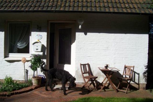 0625-06 Ferienhaus Villa Schnauzer Terrasse