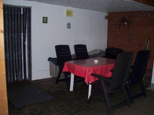 0625-07 Ferienhaus Villa Schnauzer überdachte Terrasse