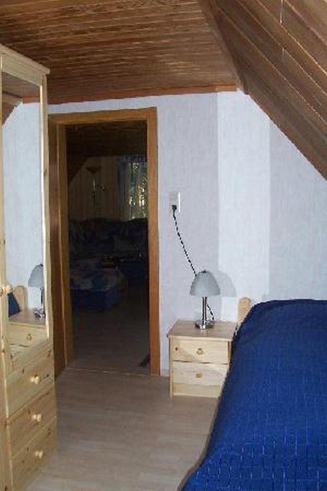 0625-14 Ferienhaus Villa Schnauzer Schlafzimmer OG