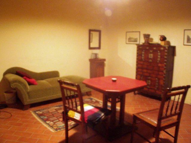 0636-06 Rustico Casa Mela Bibliothek-Spielezimmer