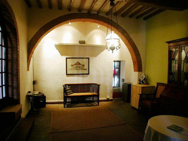 0636-07 Rustico Casa Mela Wohnzimmer 1im Erdgeschoss