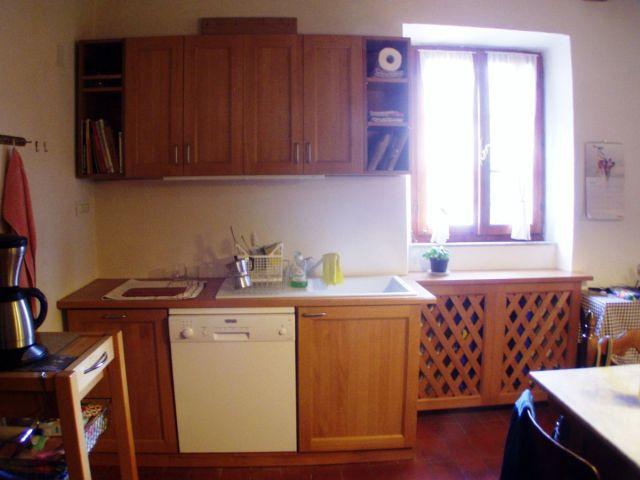 0636 09 Rustico Casa Mela Kuechenzeile Mit Spulmaschine Www