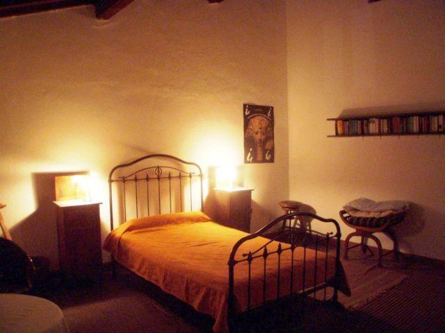 0636-13 Rustico Casa Mela Schlafzimmer 4 unterm Dach juchhe