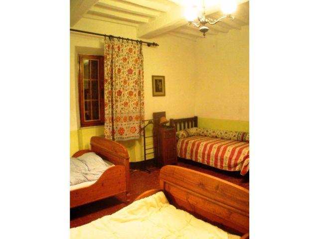 0636-15 Rustico Casa Mela Dreibettzimmer Schlafzimmer 3