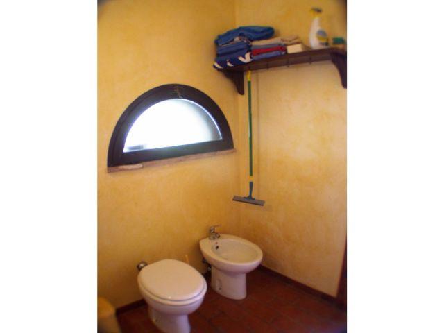 0636-18 Rustico Casa Mela Toilette und Bidet