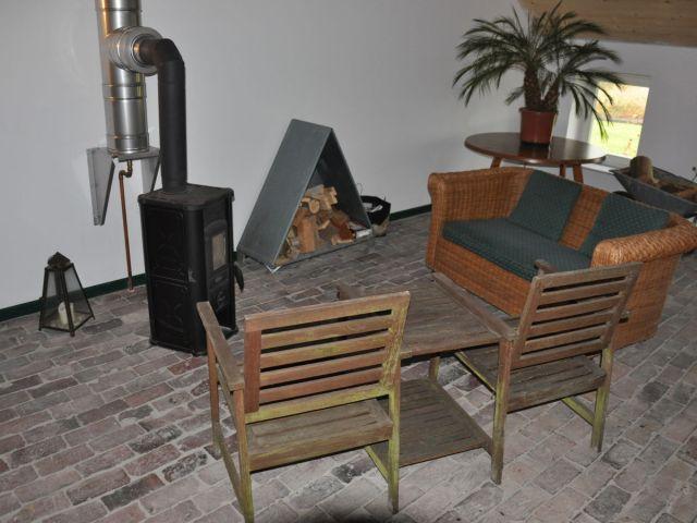 0638-11 Ferienwohnung Fietje gemuetliche Sitzecke zum Verweilen
