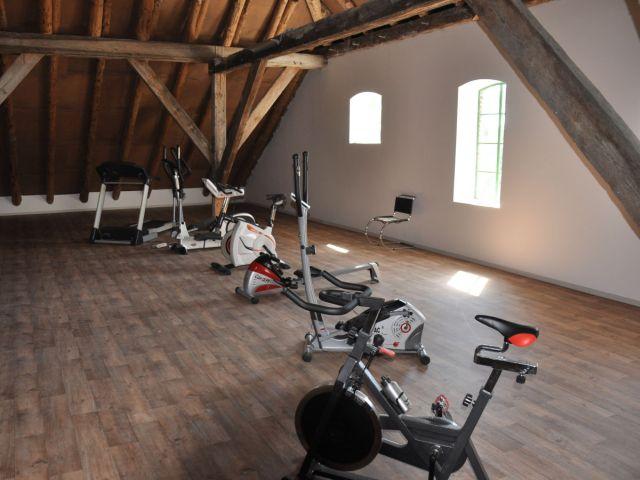 0638-12 Ferienwohnung Fietje Fitnessraum