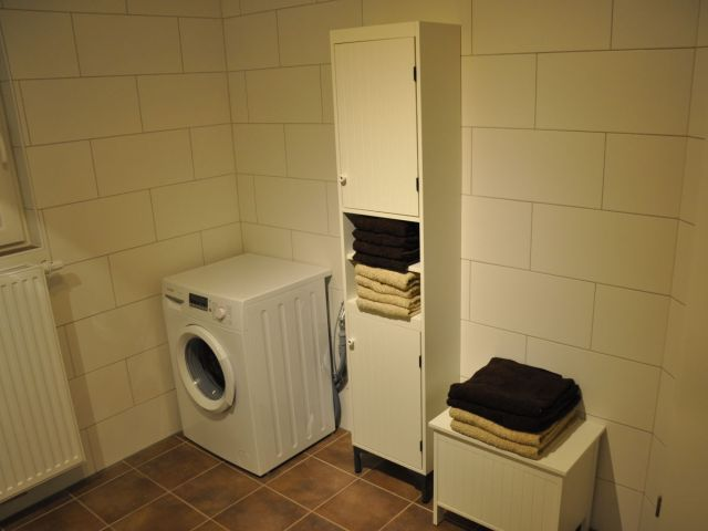 0638-14 Ferienwohnung Fietje Bad mit Waschmaschine
