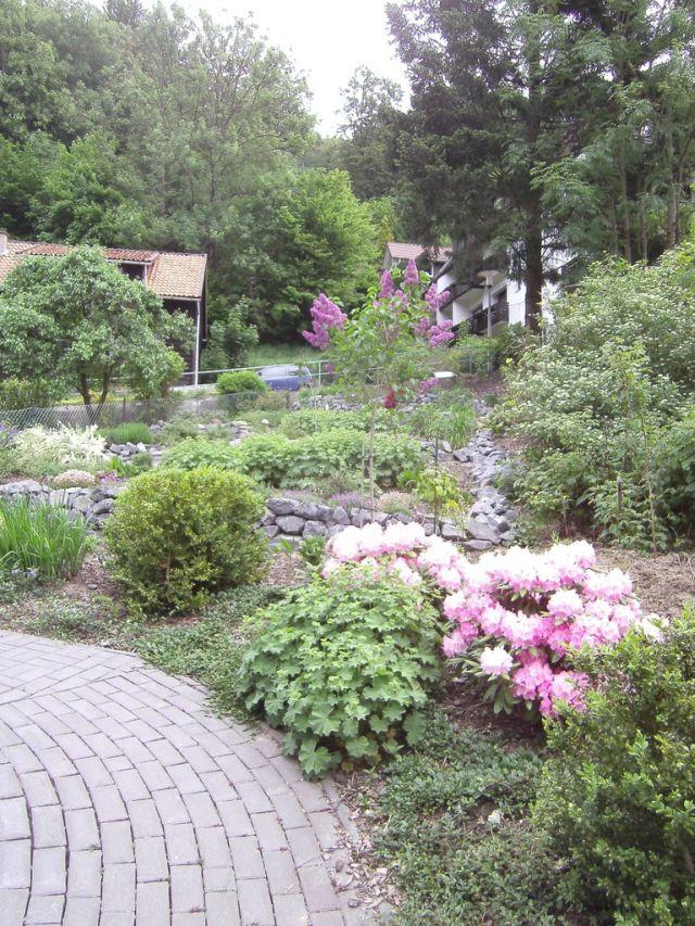 0641-03 Ferienhaus zur Eule Garten 01