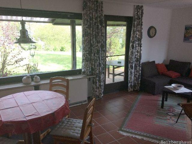0673-07 Hetzberghaus Wohnraum Bild 1