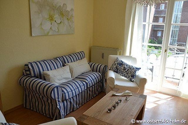 Wohnung 1 Wohnzimmer