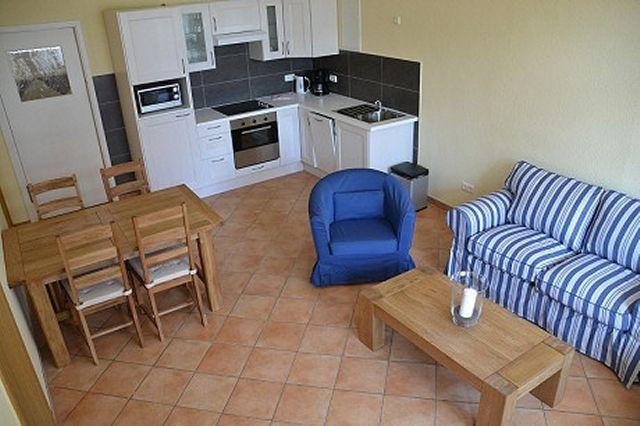 Wohnung 4 Wohn/Esszimmer