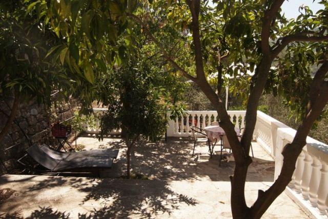 0698-03 Ferienwohnung U Rundo Ulivo Terrasse