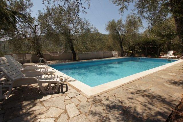 0698-08 Ferienwohnung U Rundo Ulivo Pool