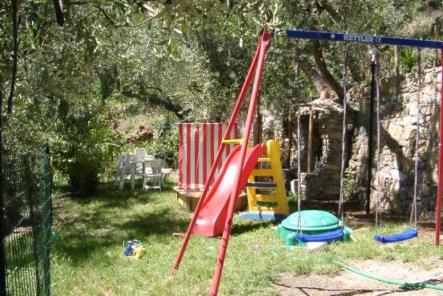 0699-02 Ferienhaus Villa Gioia Garten