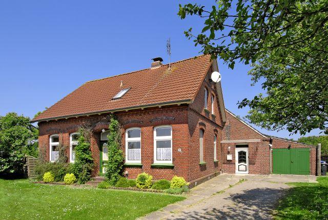 0709-01 Ferienhaus Nordseewind Aussen