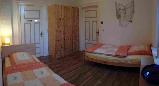 0709-09 Ferienhaus Nordseewind Schlafzimmer 3
