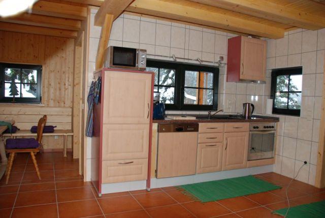 Waldhaus Küche