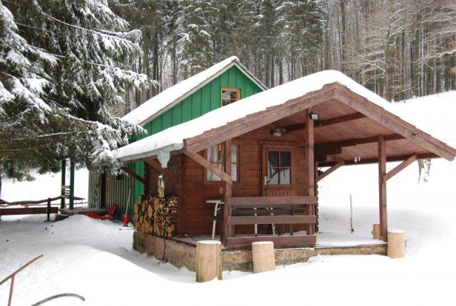 0711-07 Am Rennweg Berghütte