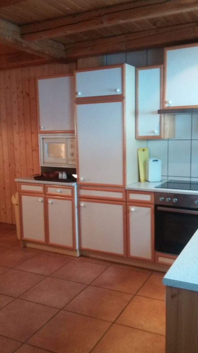 0711-16 Am Rennweg FeWo Küche