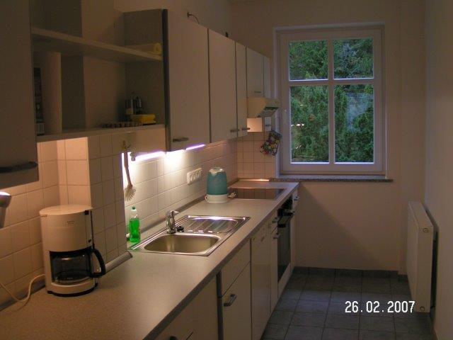 0723-05 Forsthaus Metzelthin große Fewo 1 Küche