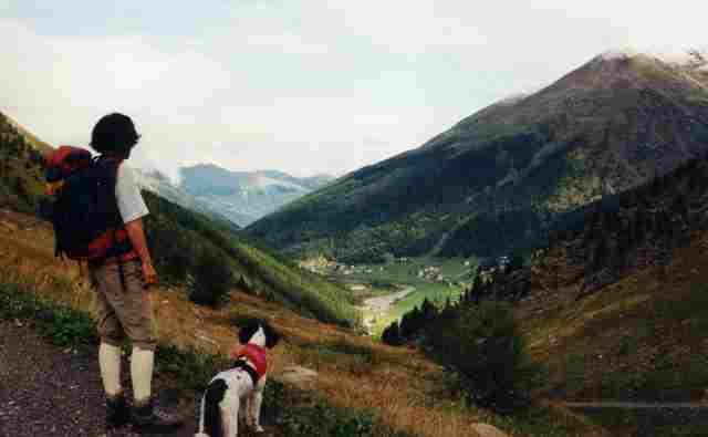 Wanderung zur Schaubachhütte
