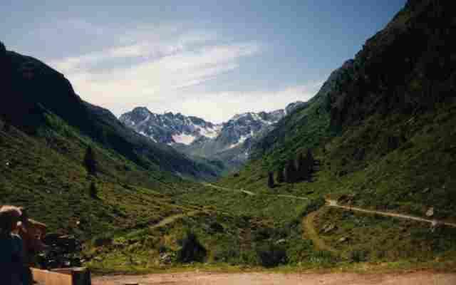 Blick von der Garnera Alpe